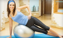5 or 10 Pilates and Barre Fusion Classes at Fit4Movement (Up to 61% Off)