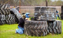 Four Hours of Paintball with Gear for 1, 2, 4, or Up to 10 at Madddogz (Up to 59% Off)