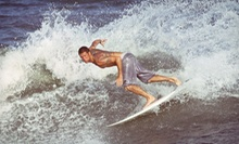 Group Surfing Lesson for One, Two, or Four at Charleston Surf Lessons (Up to 61% Off)