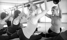 10 Barre-Fitness Classes or One Month of Barre-Fitness Classes at The Bar Method Covington (Up to 57% Off)
