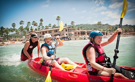 90-Minute Double-Kayak Rental or 90-Minute Double-Kayak Tour for Two from Bike & Kayak Tours (Up to 51%)