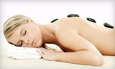 60-Minute Pumpkin-Spice or Hot-Stone Massage at Divine Massage Therapy (53% Off)