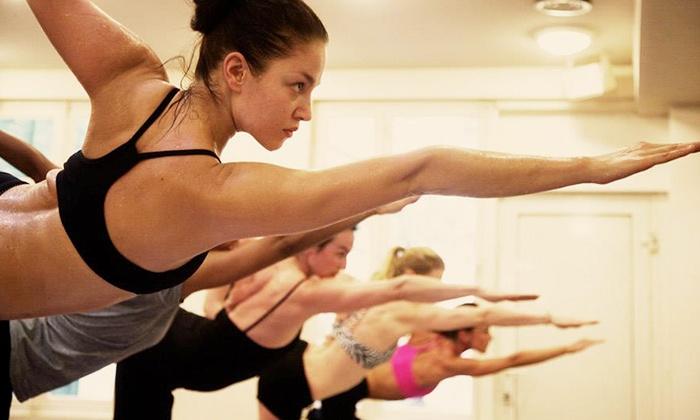 ME Bikram Yoga - Tecom: [Up to 72% off] 5 or 10 sessions of 90-Minute Bikram Hot Yoga starting from AED 99 at ME Bikram Yoga, TECOM