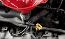 $24.99 for Two Oil Changes with New Oil Filter, Rain-X, and Safety Inspection at Tuffy Auto Care Center ($69.85 Value)