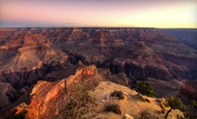 Grand Canyon Express Tour of the West Rim for One with Optional Meals from Comedy on Deck Tours (Up to 51% Off)