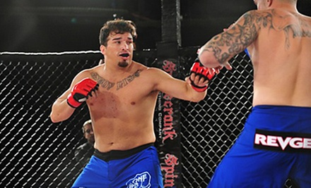 Tickets for Two or Four to Duel for Domination MMA Event at Arizona Event Center (Up to 55% Off). Two Dates Available.