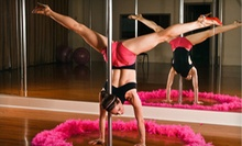1, 5, or 10 Pole or Diva Fit Classes or Bridal or Bachelorette Party for Up to 18 at Inner Diva Studios (Up to 68% Off)