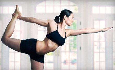 10 or 20 Yoga Classes at Elevate Fit Club (Up to 73% Off)