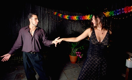 Salsa Lesson and Dance Party for One, Two, or Four from JC Entertainment (Up to 53% Off)