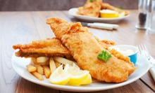Three-Course Seafood Pub Meal for Two or Four at Windjammer Restaurant (Up to 54% Off)