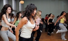 10 or 20 Zumba Classes at 225 Dance (Up to 57% Off)