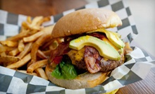 Burgers and Fries for Two or Four at Fatty's Burgers & More (Up to 40% Off)