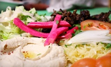 $10 for $20 Worth of Mediterranean and Mexican Food at Sofra Grill