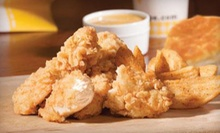 $14 for Five Combo Meals at Lee's Famous Recipe Chicken (Up to $29.95 Value)