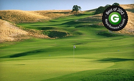 Round of Golf for Two with One Cart or Round of Golf for Four with Two Carts at Roddy Ranch (Up to 65% Off)
