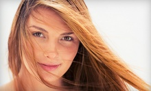 $39 for a Haircut, Color or Full Foil Highlights, and Blow-Dry at Shananigin's Salon & Spa (Up to $109 Value)