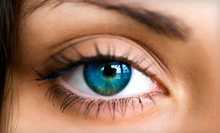 Laser Eye Lift for the Upper or Lower Lids or Both at The OC Center for Facial Plastic Surgery (Up to 53% Off)
