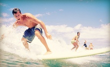 One- or Three-Day Summer Surf Camp for Kids at Stinson Beach Surf Camps (Up to 61% Off)