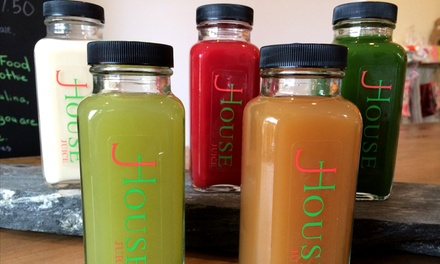 Juice Cleanse at J House Juice (Up to 31% Off)