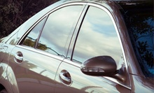 Automotive Window Tinting or Home Window Security Film from Soundcrafters (Up to 55% Off). Four Options Available.