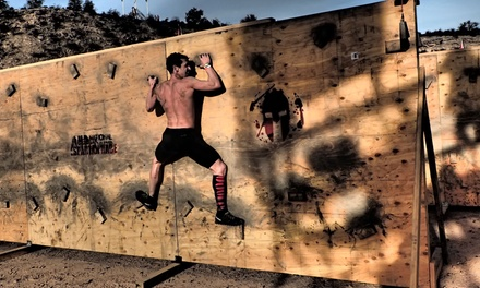 $79 for Las Vegas Super Spartan Race Entry with Spectator Pass on Saturday, April 18 (Up to $165 Value)