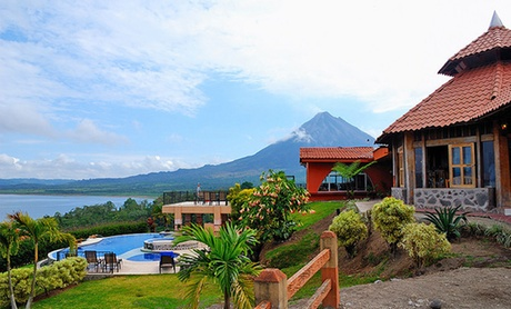 See Costa Rica's Beaches and Arenal Volcano