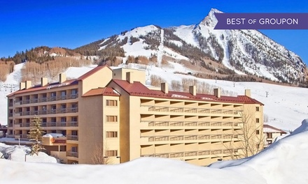 Stay with Daily Spa Credits for Two at Elevation Hotel and Spa in Crested Butte, CO. Dates into April.