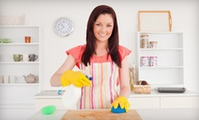Two, Three, or Five Two-Hour House Cleaning Sessions from MaidPro Baltimore (Up to 70% Off)