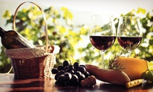 Wine-and-Cheese Tasting for Two, Four, or Eight People at Rogue River Winery (Up to 54% Off)
