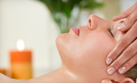 Aromatherapy Massage & Customized Facial, or Spa Package with Aromatherapy Massages at A Petite Retreat (Up to 60% Off)