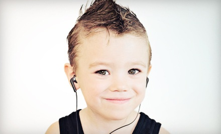$25 for Two Haircuts for One Kid at Young Attitudes ($50 Value)