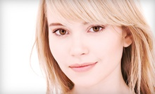 One or Three Facial-Dermaplaning Treatments at Salon Bella (Up to 53% Off)