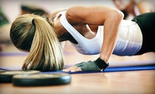 4-, 8-, or 12-Week Boot-Camp Course with Three Classes Per Week at Inland Empire Boot Camp (Up to 83% Off)