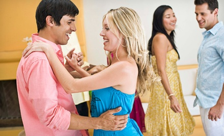 $39 for Three Private Lessons and Unlimited Group Classes for One Month at Beyond Dancing ($240 Value)