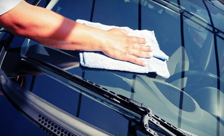 One or Three Hand Car Washes at Budget Auto Detail Center (Up to 54% Off)