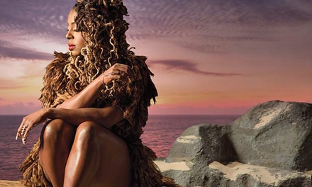 Ledisi Concert Package at Bayaou Music Center on Friday, May 16 at 8 p.m. (Up to 50% Off). Two Options Available