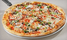 $10 for $20 Worth of Pizza, Pasta, and Sandwiches at Sam &amp; Louies