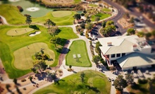 18-Hole Round of Golf with Cart for One, Two or Four at Wildhorse Golf Club in Henderson (Up to 68% Off)