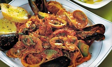 $20 for $40 Worth of Upscale Italian Dinner Cuisine SundayThursday or FridaySaturday at Ristorante Pavarotti 