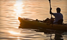 Paddleboard or Kayak Rental for Two or Four, or Pontoon Rental at Wauconda Boat (Up to 64% Off)