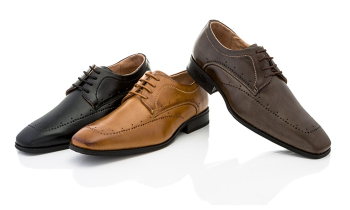 Adolfo Men's Couture Dress Shoes. Multiple Colors Available. Free