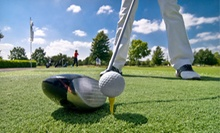 Two or Three Private Golf Lessons from Aahh! Golf Lessons! (Half Off)