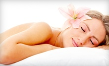 One or Three 60-Minute Swedish Relaxation Massages or One 90-Minute Massage at Laurie's Healing Hands (Up to 59% Off)