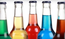 $5 for $10 Worth of Soda and Snacks at The Soda Works