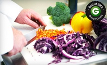 $395 for Six-Week Professional Chef Series Cooking Course at Prep Kitchen Essentials ($900 Value)