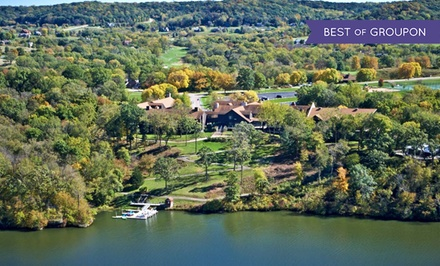 groupon daily deal - Stay at Eagle Ridge Resort & Spa in Galena, IL. Dates into June.