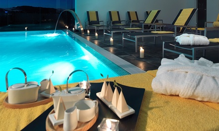 Água Hotels Mondim de Basto 4* — Vila Real: 1-2 noites para 2 com pequeno-almoço, spa, jantar e welcome drink desde 74€