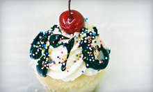 6 or 12 Cupcakes at EspressOh! (Half Off)