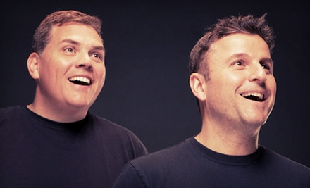 $12 to See Steve Lemme & Kevin Heffernan from Broken Lizard at The Abbey Pub on Friday, June 21 (Up to $24.25 Value)