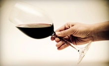 $55 for an In-Home Wine Tasting for Up to 20 People from Wines For Humanity ($250 Value)